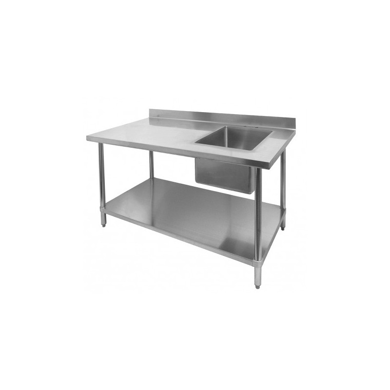 Stainless Steel Prep Tables - ACE Restaurant Equipment, Inc.